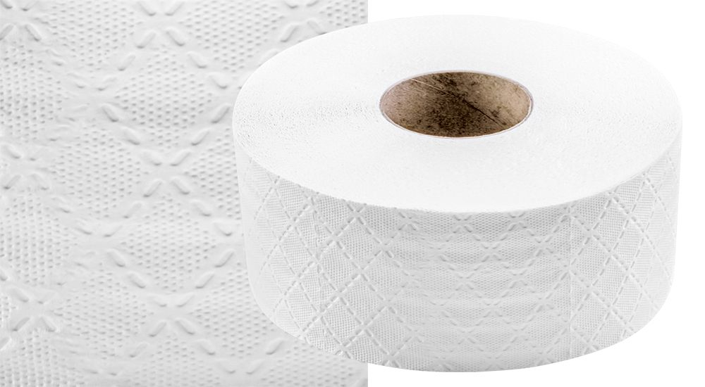 Туалетная бумага Jumbo Standard