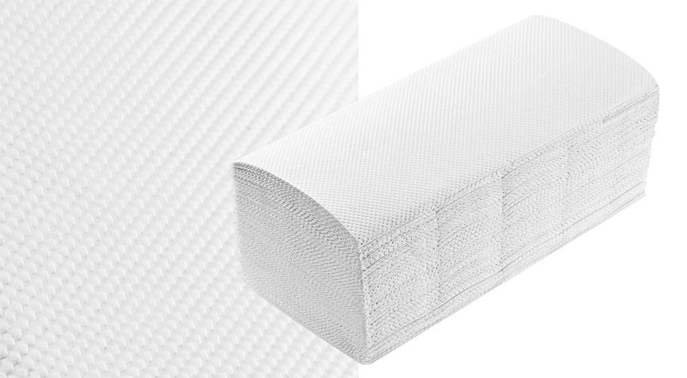 Бумажное полотенце V-сложение Lux