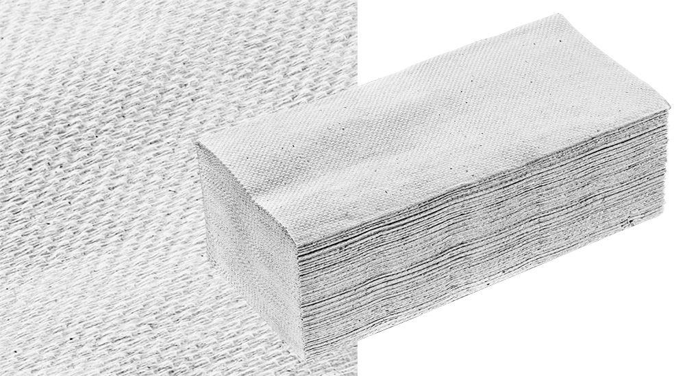 Бумажное полотенце V-сложение Eco
