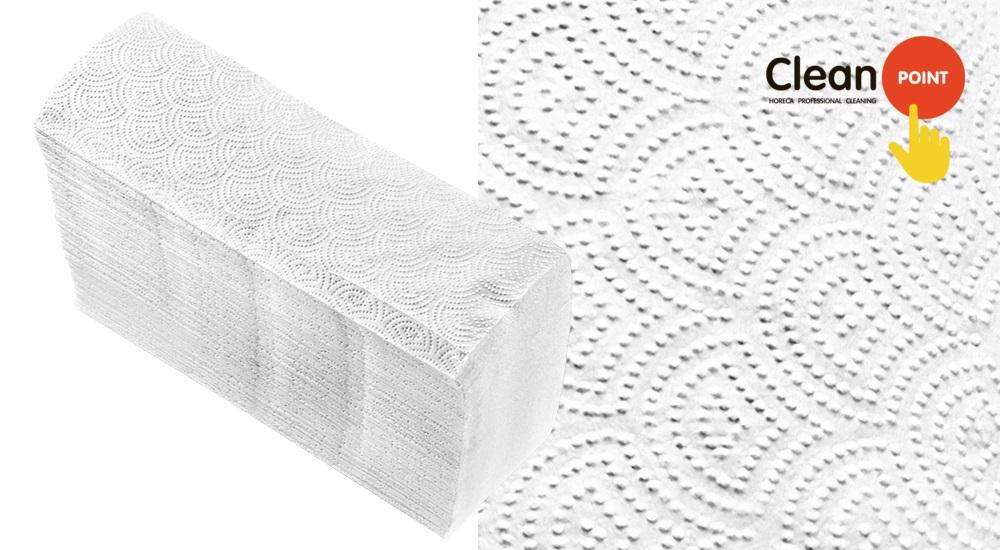 Бумажное полотенце Z/N-сложение Standard